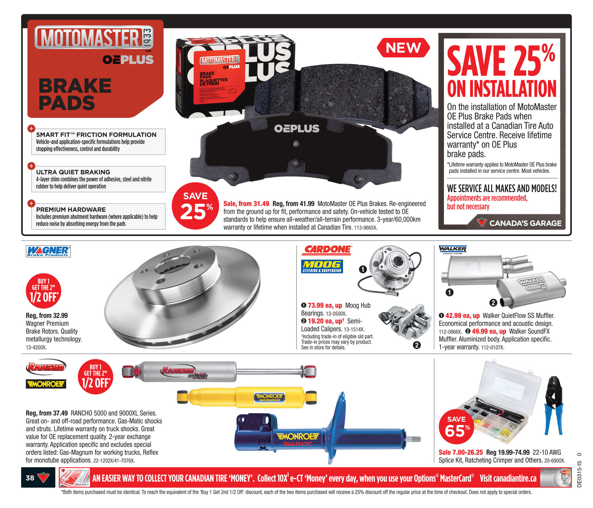 Canadian Tire Weekly Flyer Weekly Flyer Apr 9 16