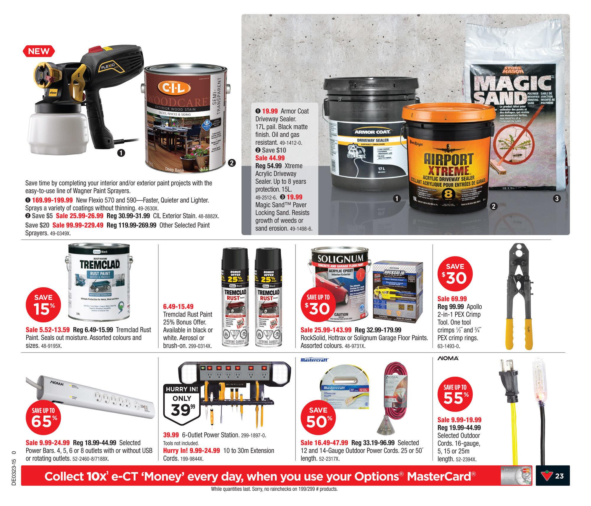 Costco Tire Deals >> Canadian Tire Weekly Flyer - Weekly Flyer - Jun 4 – 10 - RedFlagDeals.com