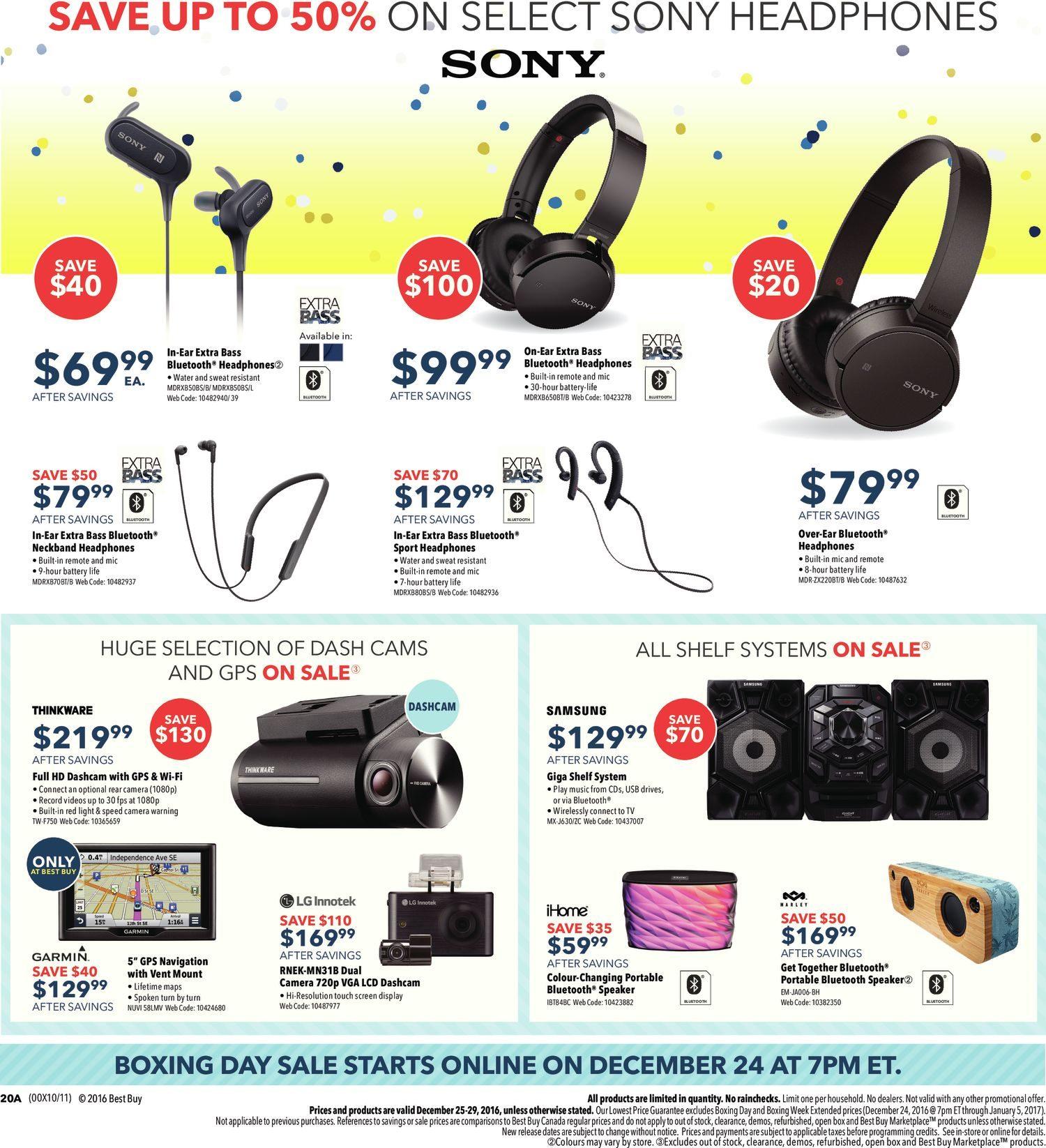 fe002611c21 Best Buy Weekly Flyer - Boxing Day Sale - Dec 25 – 29 - RedFlagDeals.com