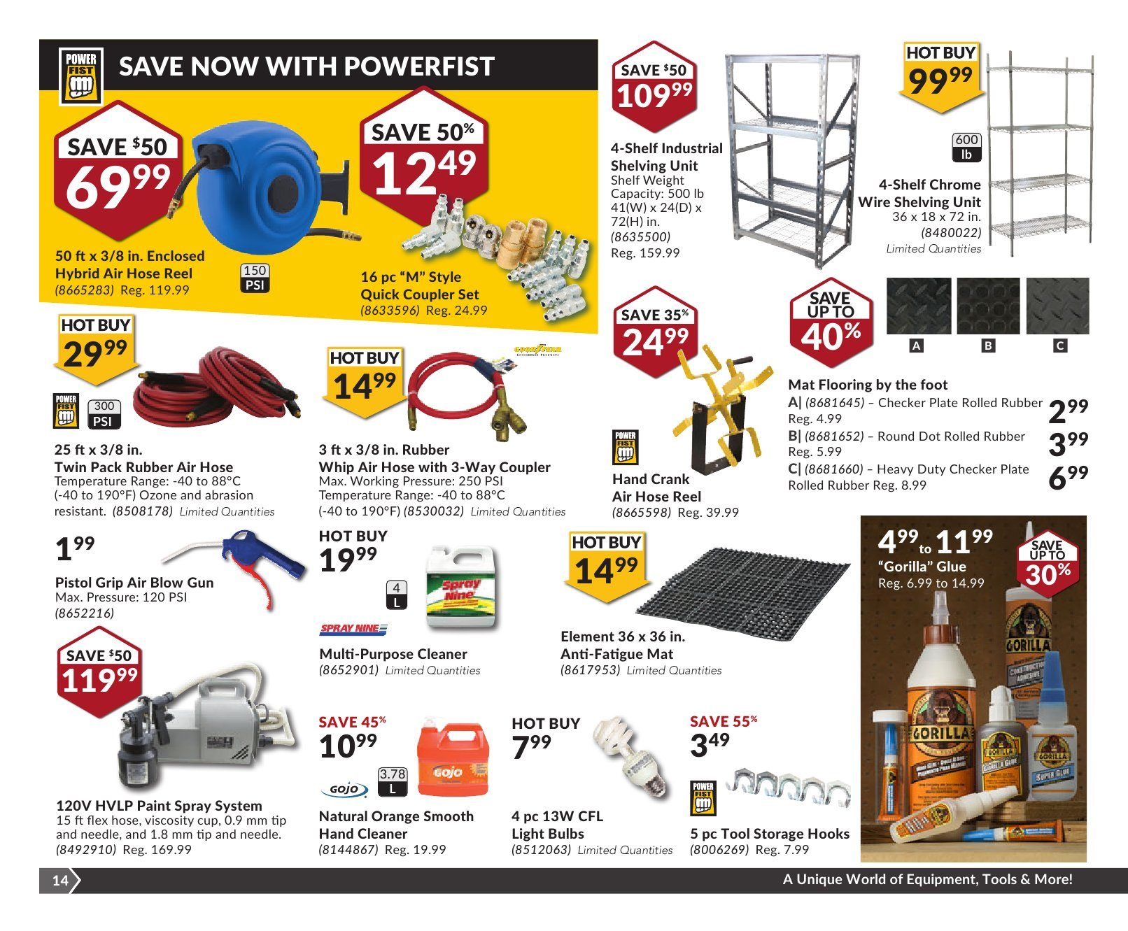 Princess Auto Weekly Flyer - Spring Spruce Up - Apr 4 – 16 ...