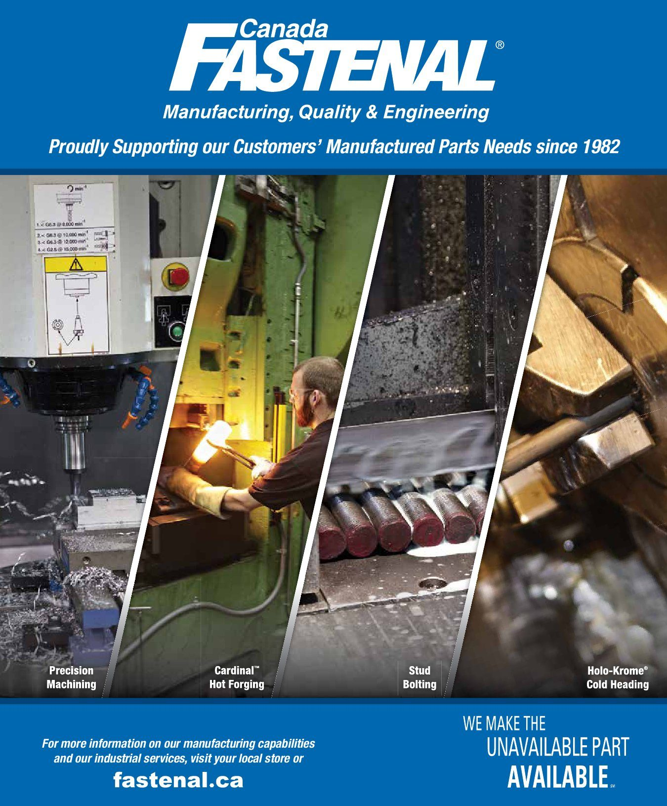 Fastenal Weekly Flyer - June Product Specials! - Jun 1 – 30