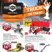 - Truck or Treat Flyer