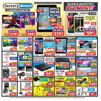 - Weekly - Massive Inventory Blowout! Flyer