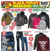 - Black Friday Weekend Flyer