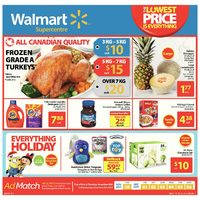- Supercentre - Everything Holiday Flyer