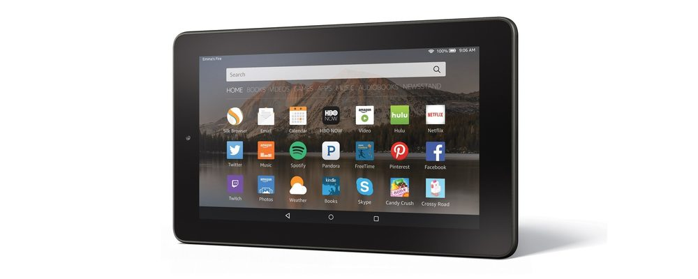 Amazon Brings Fire 7 and Fire HD 8 Tablets to Canada