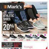 Mark's - 6 Days of Savings Flyer