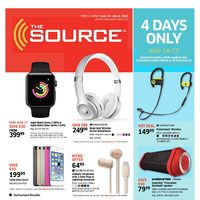 - 3 Weeks of Savings - Top-Brand Tech For Summer Adventures Flyer