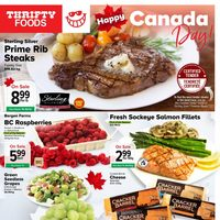 - Weekly Specials - Happy Canada Day! Flyer