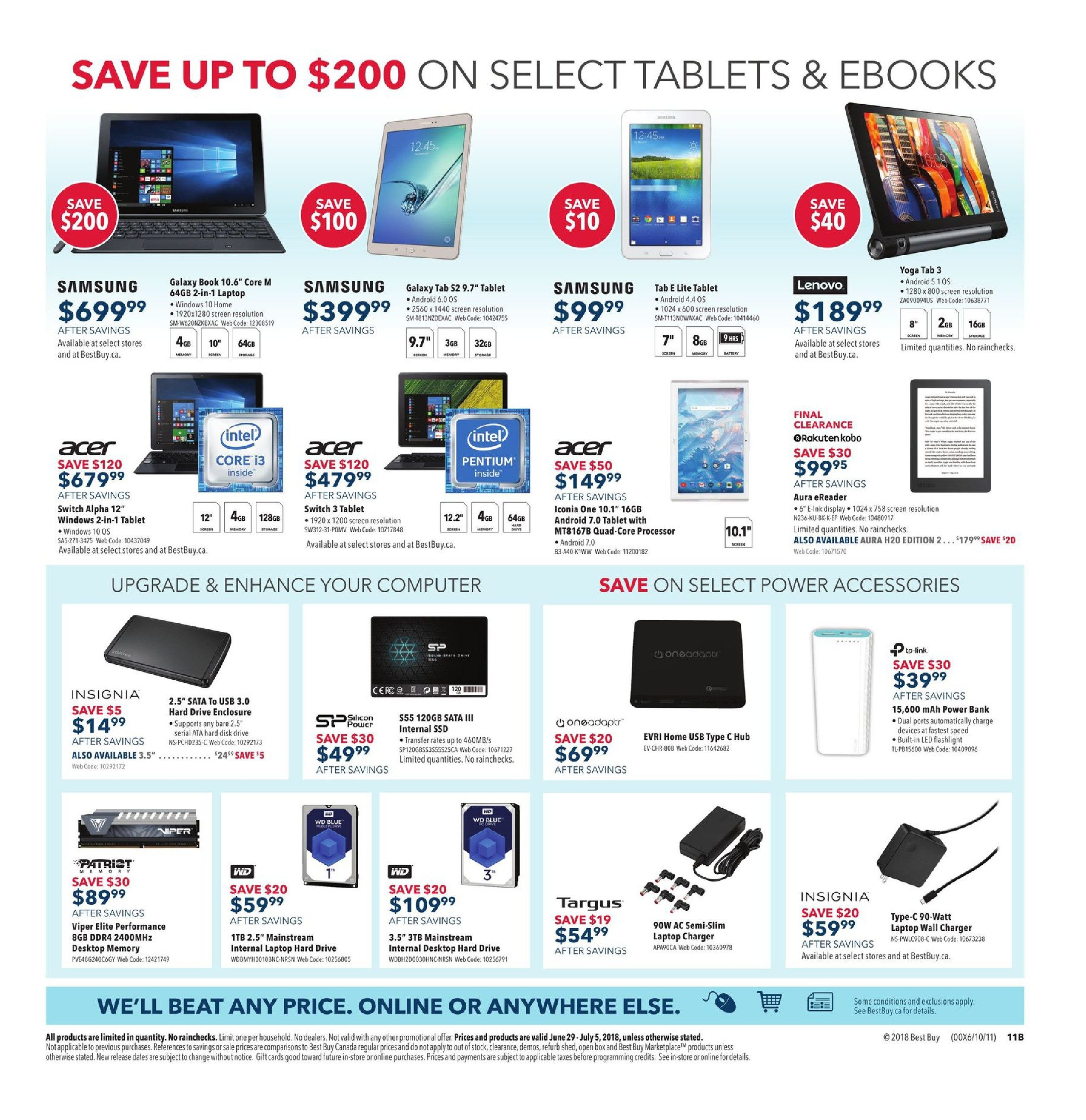 Best Buy Weekly Flyer Boxing Day In July Sale Jun 29 Kicker Car Speakers On 12 Inch Alpine Type R Wiring Diagram Jul 5