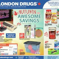- 6 Days of Savings - Autumn Has Awesome Savings Flyer
