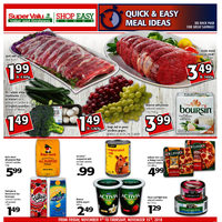 Shop Easy Foods - Weekly Specials - Quick & Easy Meal Ideas Flyer
