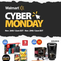 - Cyber Monday Sale Flyer