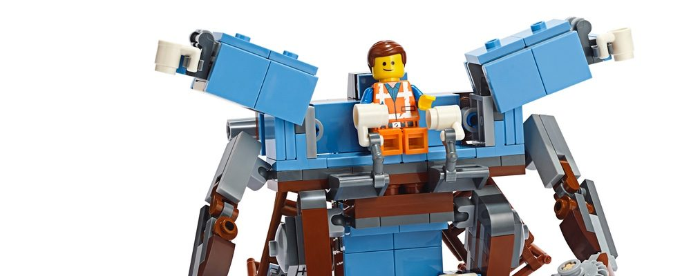 Just Announced 'The LEGO Movie 2' Sets Based on the #1 Movie in Canada