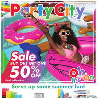 Party City - Oh, It's On Flyer