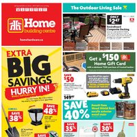 - Building Centre - The Outdoor Living Sale Flyer