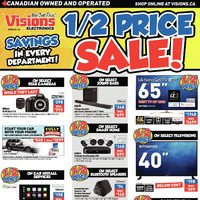 - Weekly - 1/2 Price Sale! Flyer