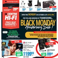 - Weekly - Black Monday Anniversary Sale! Flyer