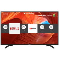 "Sharp 43"" 4K UHD Smart LED TV"