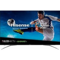 Hisense 4K UHD HDR Smart LED TV 55""