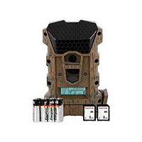 Wildgame 20 Mp Lightsout Trail Camera Combo