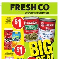 Fresh Co - Weekly - Big Deal Sale Flyer