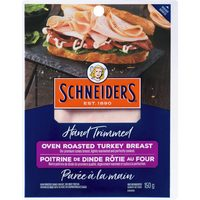 Schneiders Sliced Meats Or Maple Leaf Natural Sliced Bologna