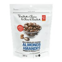 PC Chocolate Bars Or Chocolate Covered Almonds, Peanuts Or Raisin