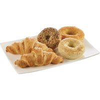 Bulk Bagels, Croissants or Crusty Rolls
