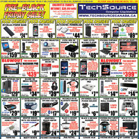 Tech Source - Pre-Black Friday Sale! Flyer