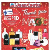 Jean Coutu - Thank You For Sharing The Magic Flyer