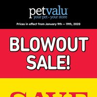 - 10 Days of Savings - Blowout Sale! Flyer