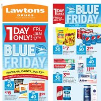 Lawtons Drugs - Weekly - Huge Savings All Week Long! Flyer