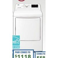 LG 7.3 Cu. Ft. Dryer