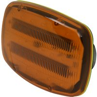 Power Fist 6 In. LED Magnetic Safety Light - Amber