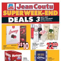 Jean Coutu - Super Week-end Deals Flyer