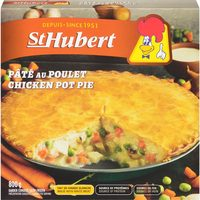 Swiss Chalet or St-Hubert Meat Pies