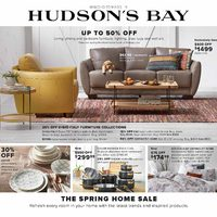 - Weekly - The Spring Home Sale Flyer
