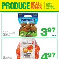 - Produce & Sweet Deal of The Week Flyer