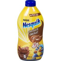 Nescafe or Taster's Choice Instant Coffee or Nesquik Syrup or Powder