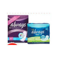 Always Liners or Pads