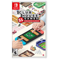 Clubhouse Games: 51 Worldwide Classics Switch