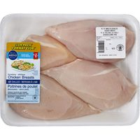 PC Blue Menu Chicken Breasts or Thighs or Sufra Halal Chicken Breasts