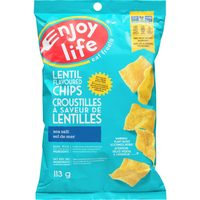 Angie's Popcorn Or Puffs Or Enjoy Life Lentil Chips