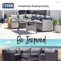 JYSK - Summer Collection - Be Inspired Flyer
