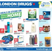 - 6 Days of Savings - Deals In Store or Home Flyer