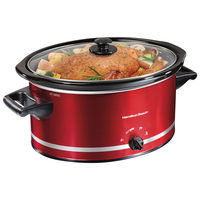 Hamilton Beach Slow Cooker 8 Qt