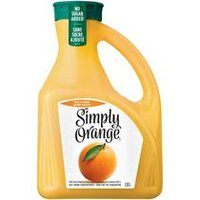 Simply Orange Juice or Lemonade or Gold Peak Tea