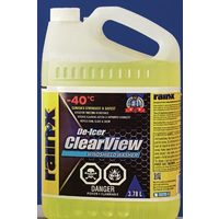 Rain-X ClearView Windshield Washer Fluid