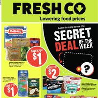 Fresh Co - Mayfair/Market Mall Only - Weekly Specials Flyer